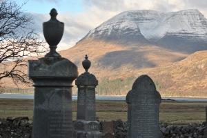 Annat graveyard, Torridon