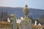 Ashaig graveyard, Isle of Skye