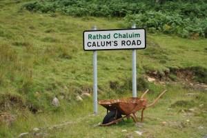 Calum's Road 1