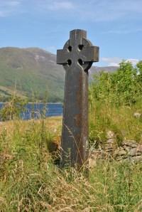 celtic cross Eilean Munde