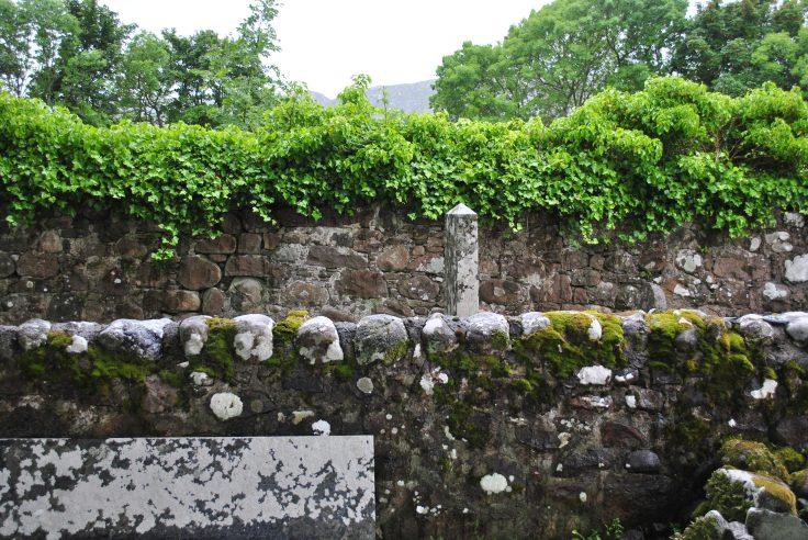 Poolewe burial ground