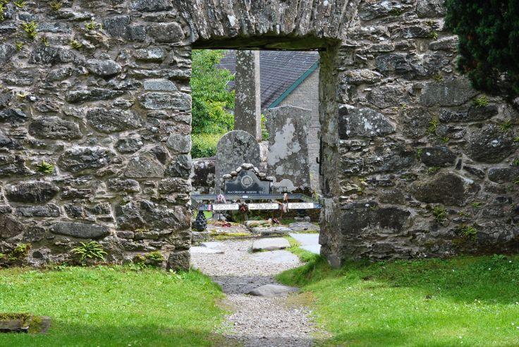 Balquhidder, Rob Roy's grave (41)