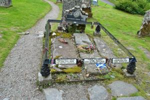 Balquhidder, Rob Roy's grave