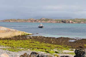towards Mull
