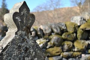 Killilan graveyard