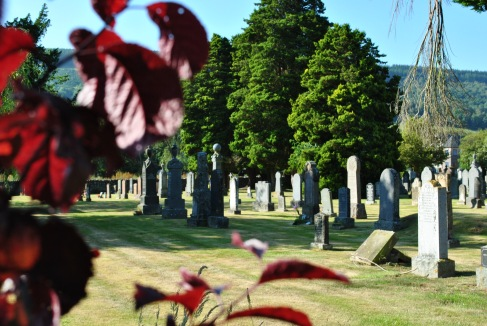 Kilmore graveyard, Drumnadrochit