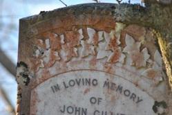 Kishorn graveyard