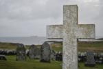 Quarff graveyard, Shetland (2)