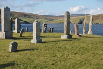 Levenwick graveyard (11)