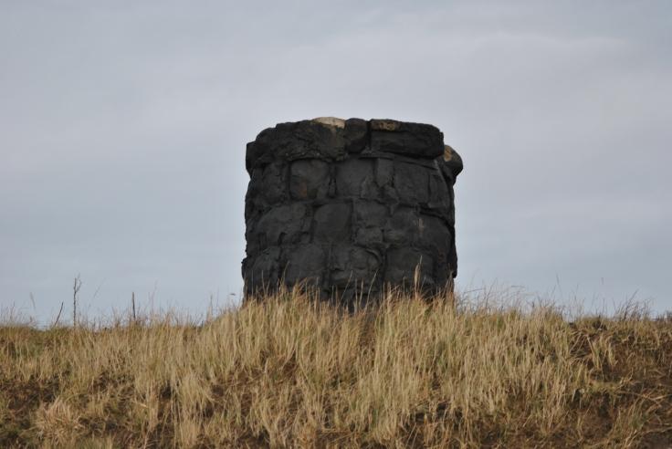 Clavie Stone, Burghead