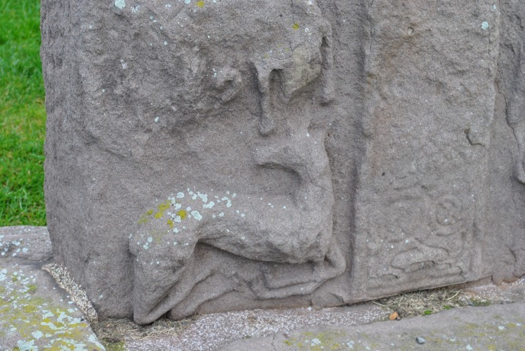Aberlemno sculptured stones (4)