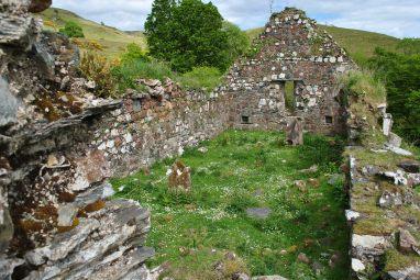 St Baedan, Ardchattan, Argyll