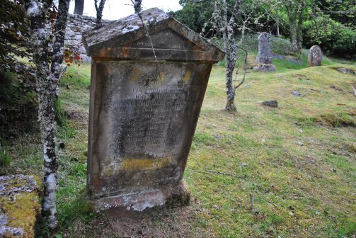 Cassley Falls Cemetery (22)