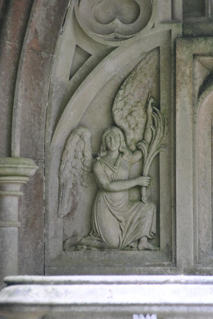 Dunfallandy, Fergusson Burial Enclosure (6)