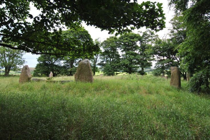 Stone circles, intriguing markers of a civilisation gone for thousands  of years.