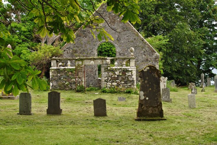 Alexander Macdonald was a chief loved and hated in the same degree. His burial was the biggest that Kilmore on the Sleat peninsula on the Isle of Skye had seen.
