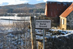 Dalreichart Burial Ground, Glenmoriston (1)
