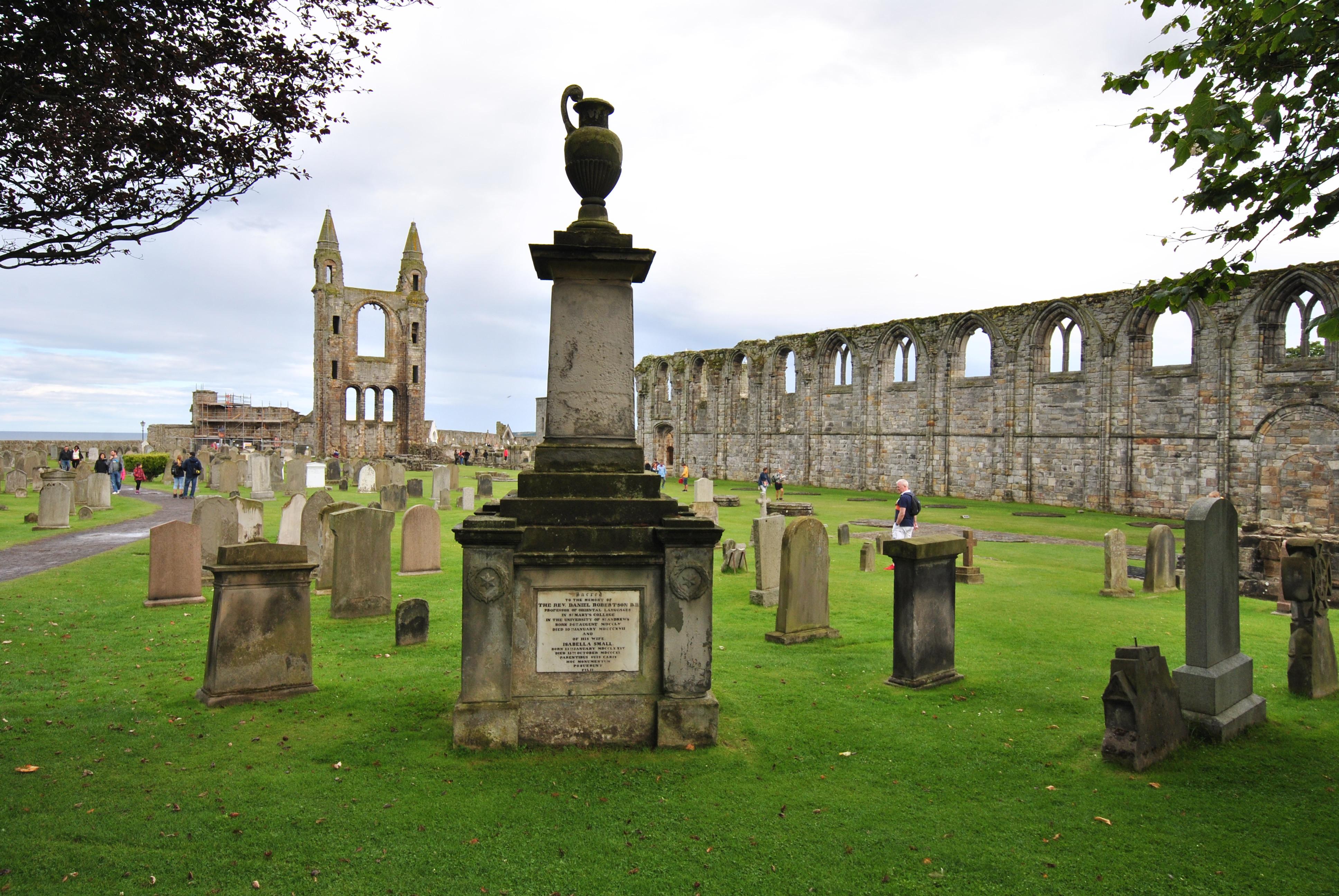 Картинки по запросу St. Andrew's Cathedral Graveyard