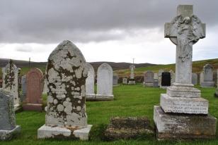 Isbister graveyard, Shetland Mainland (5)