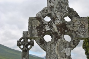 Cille Choirill, a graveyard beautiful and historically significant