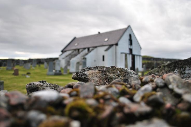 Lunna Kirk, Shetland