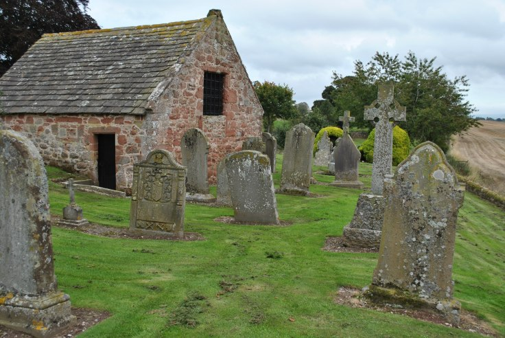 The burial vault and the Lindsay family that owned it a quite another story.