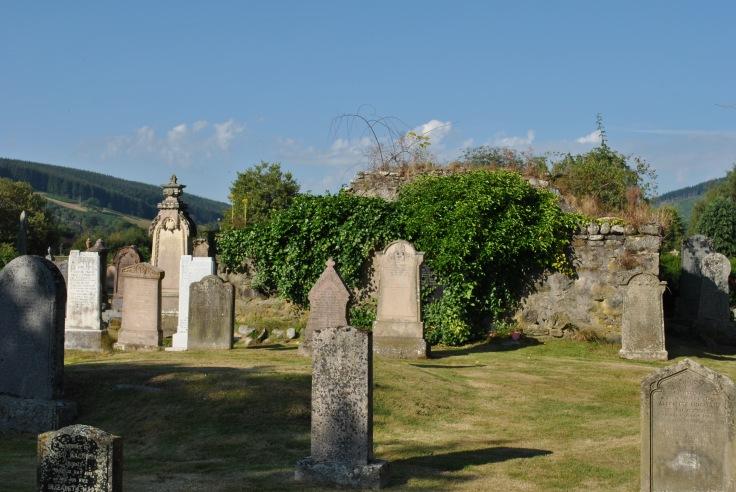 Old Kilmore Church ruins