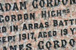 James Gordon was only 20 years old when he died. His body never came home.