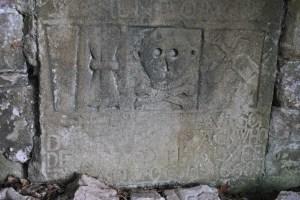 tomb Gordon Rhynie