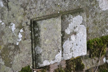 18th century headstones