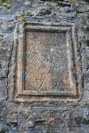 Little Leny and Buchanan Burial Chapel, Callander (6)