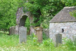 The small, rectangular building in Kilmahog is not the only one of its kind. There are various morthouses all over Scotland: Udny, Culsalmond, and Denny to name but a few. They vary in shape and size.