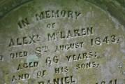 Leckine Burial Ground, MacLaren (14)