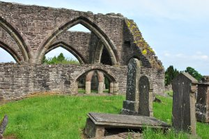 There were more Culdees in Scotland than there were in Ireland, where they originated. But they had to leave Muthill around 1200 after an ownership dispute between the bishop of Dunblane and Lindores Abbey in Fife. By 1300 the order virtually disappeared by being included within the canon of