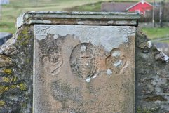 Ollaberry graveyard (13)