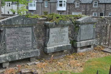 Braco Free Church and graveyard (4)