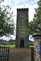 Braco Free Church and graveyard (6)