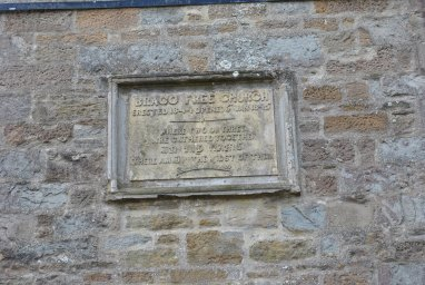 Braco Free Church and graveyard (7)