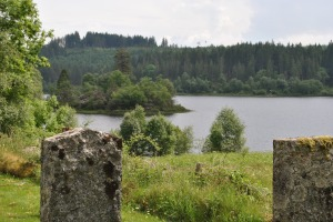 The Highlanders were right to fear retaliation and their wives and children withdrew to safety on a small island in Loch Kartin. Their men wanted them safe and they did not have enough manpower and resources to face the enemy directly.