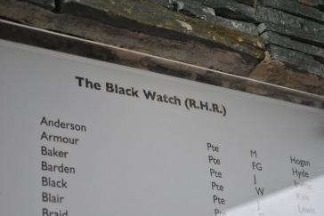 Scottish Korean War Monument (15)