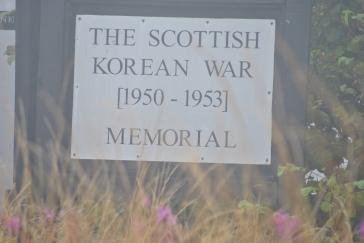 Scottish Korean War Monument (38)