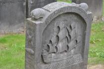 James Muir nautical stone
