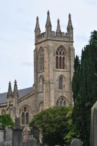 Larbert Old Parish Kirkyard