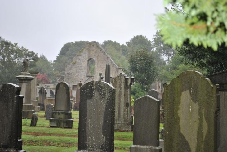 Old Polmont Kirkyard (2)