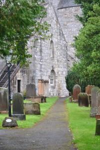 Graveyards of Scotlands Torpichen Preceptory