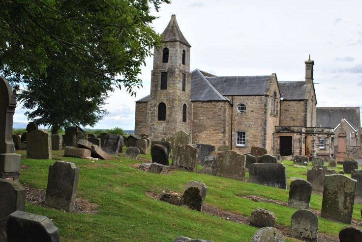 Bothkennar and Carronshore Kirkyard Graveyards of Scotland Nellie Merthe Erkenbach Farmers sailors miners