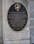Graveyards of Scotland Fatal Falkirk Nellie Merthe Erkenbach