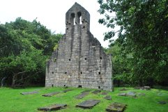 for the villagers, not the Hamiltons Kinneil graveyard Graveyards of Scotland Nellie Merthe Erkenbach