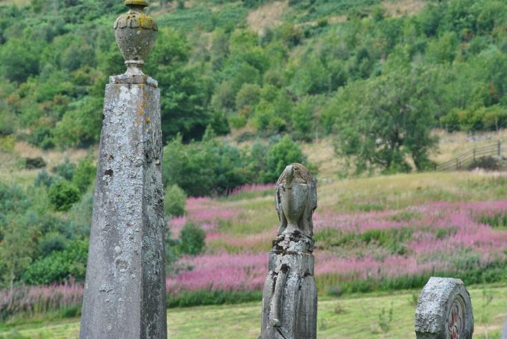 Graveyard of Scotland Nellie Merthe Erkenbach Kirkyard Trail Muckhart