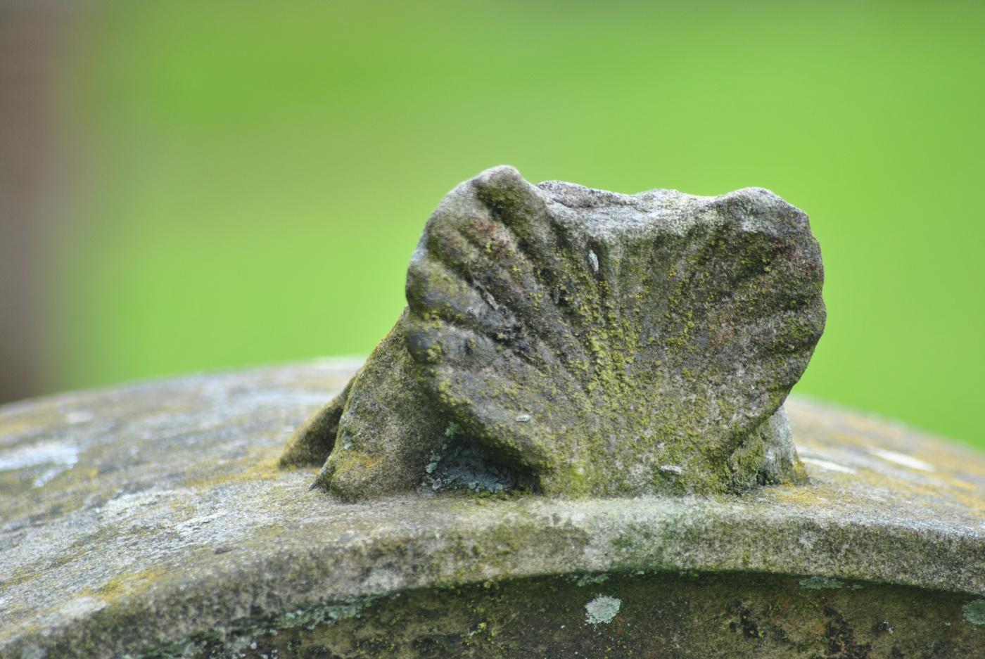 Graveyards of Scotland Muiravonhead Nellie Merthe Erkenbach graveyard symbols shell st James
